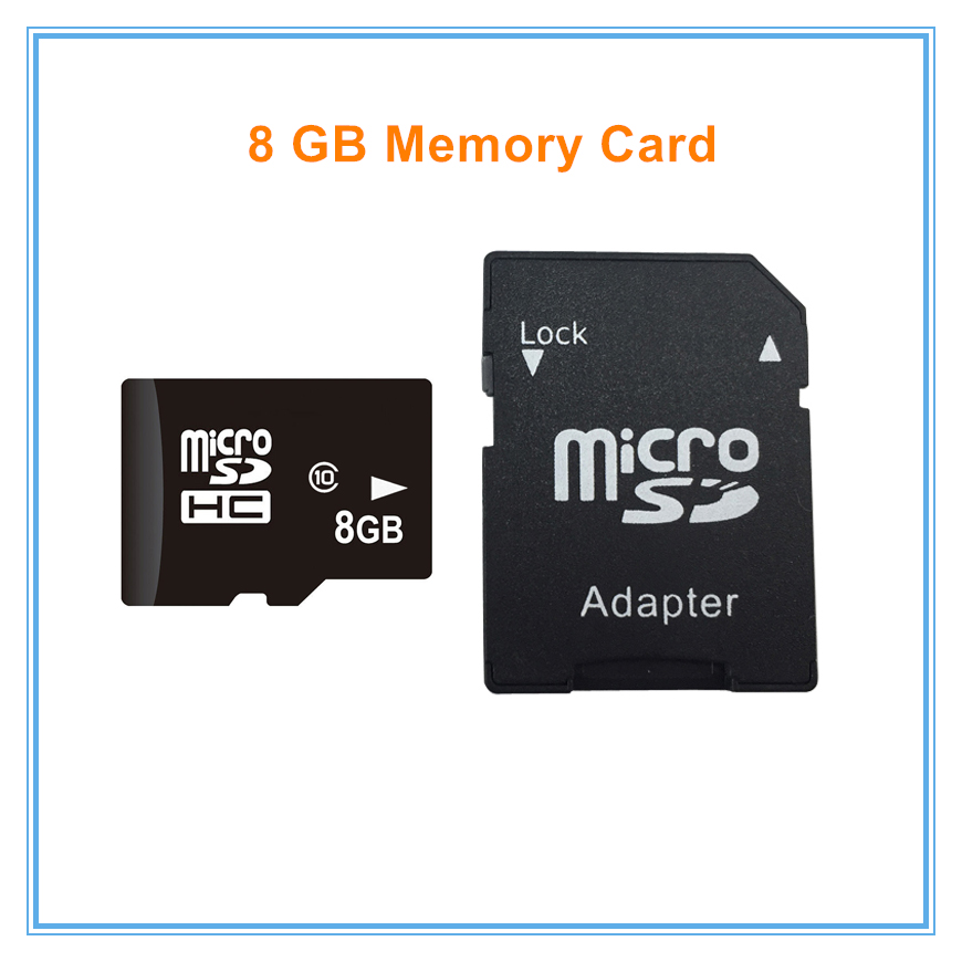 Memory Card Full 8 GB SD Card Raspberry Pi 3 Class10 SD Card TF Card Super  Mini T-Flash Transflash For Orange Pi Raspberry Pi 3