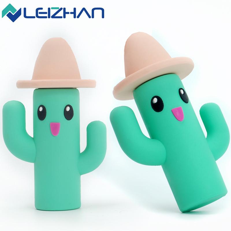 Leizhan Cle Usb Flash Drive Cactus Pen Drive 64g 32gb 16gb 8gb 4gb Usb2 0 Memory Flash Drive Storage Device U Disk Cartoon Stick