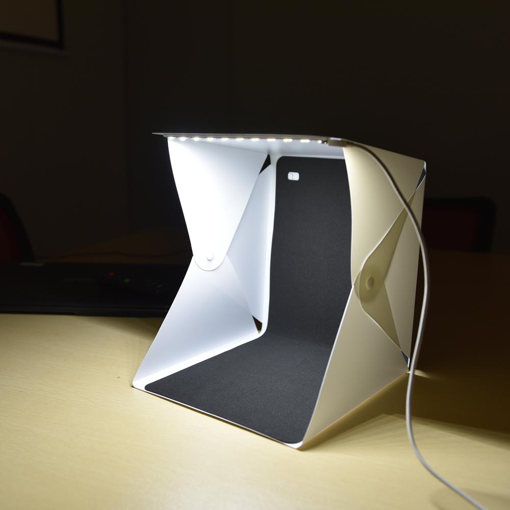 Mini Portable Folding Lightbox